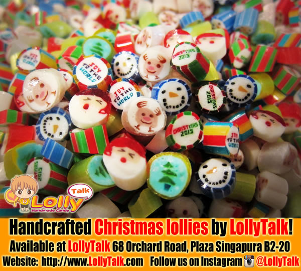 Christmas Lolly Mix 2015