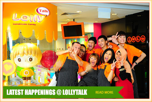 Latest happenings at LollyTalk