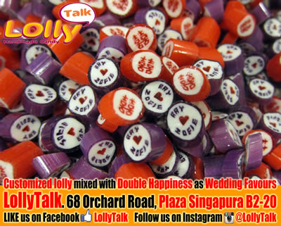 lollytalk singapore customized handmade rock candy with
